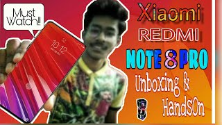 [OFFICIAL] Xiaomi Redmi Note 8 Pro Introduction| Unboxing