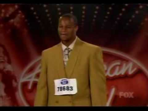 American Idol funny audition