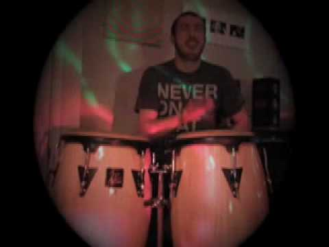 Henri Benard - Take Lessons Instructor - Hand Drumming Demo