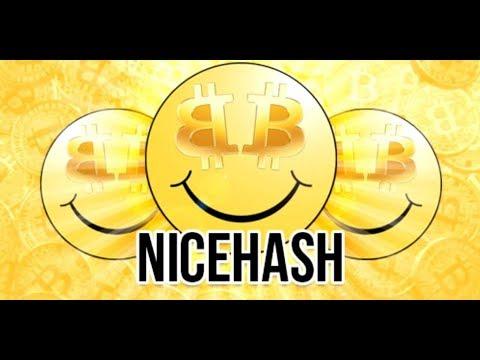 www.nicehash.com - как арендовать мощность на примере www.clona.ru
