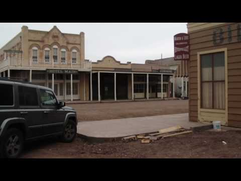 True Grit movie set in Granger Tx. Video