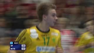 Ian Martin handball | 2016-2017