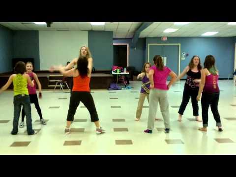 Oath - Wow Girls Zumba - Zumbatomics video