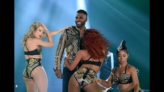Jason Derulo -  Tip Toe (Live From Malta) 2018