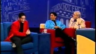 Programa Jô Soares 11:30 - Leandro e Leonardo (SBT 1997)