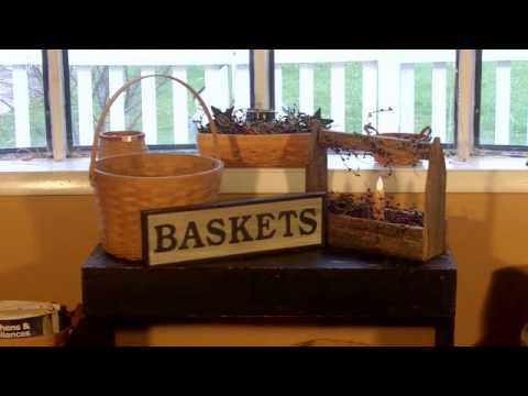 Living Room Design Ideas - Country Decor Displays - YouTube