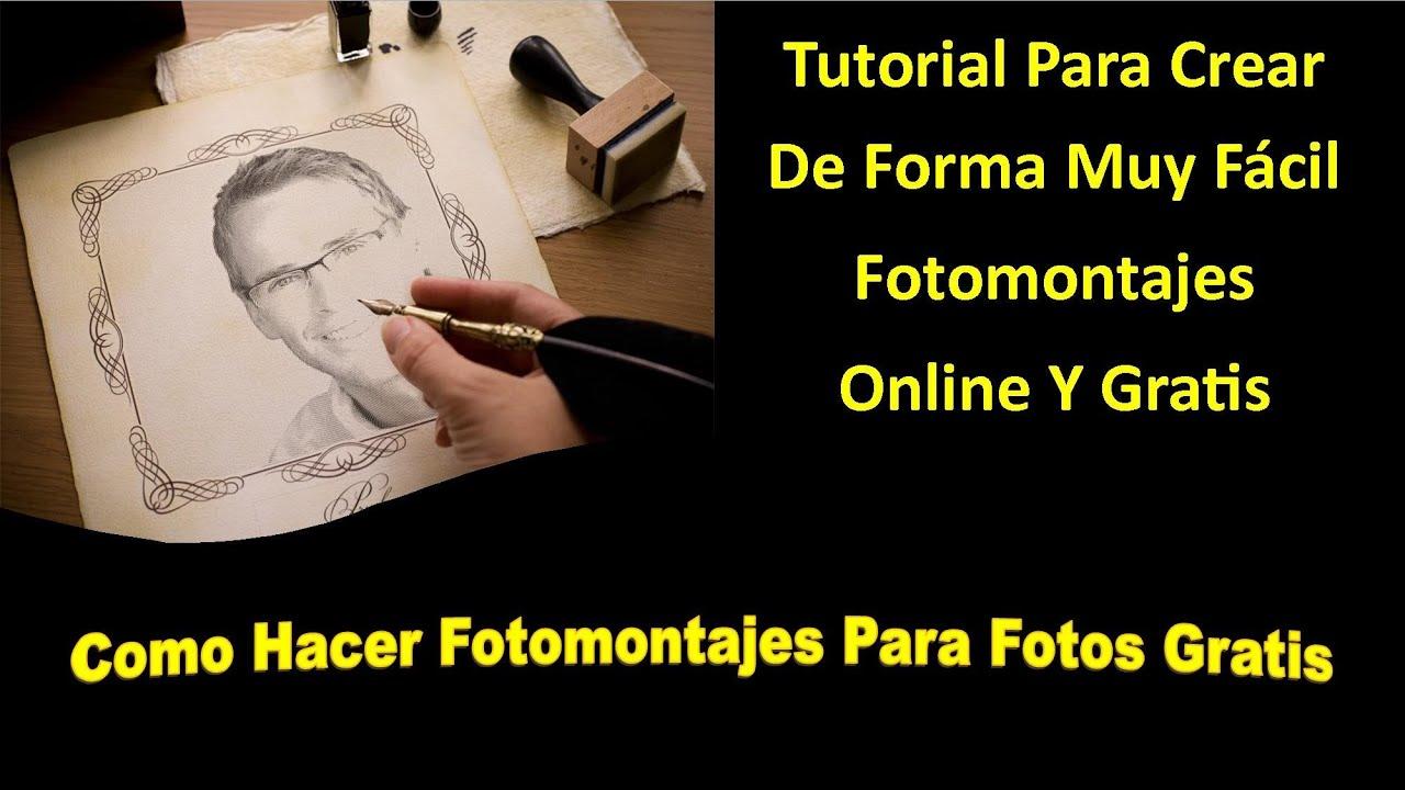Pagina para hacer montaje de fotos gratis 2