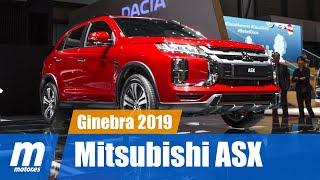Mitsubishi ASX 2019 | Presentación | Ginebra 2019