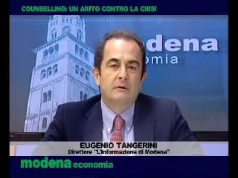 """Modena Economia """"Counselling: un aiuto contro la crisi"""" – Puntata intera"""