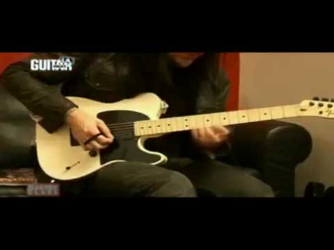 Slipknot - James Root shows how to play Psychosocial solo.mp4