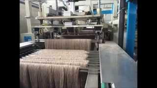 Adriafil yarn manufacturing process