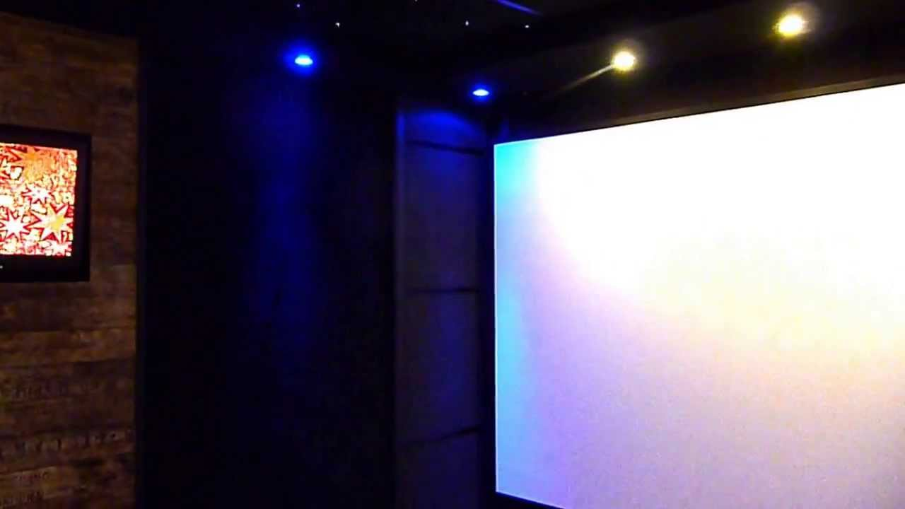 Salle tv Home Cinema Salle Home Cinema Haut de