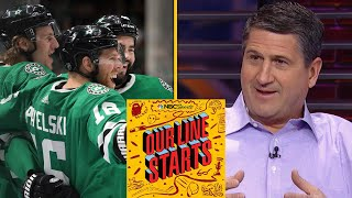 Expectations for Dallas Stars in second half of NHL season | Our Line Starts | NBC sports