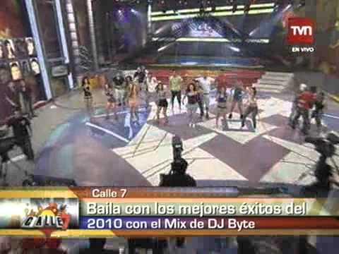 Calle 7 / Nuevo Mix Versus de Dj Byte 2010 Completo (Parte1)