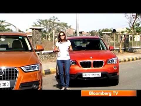 2013 BMW X1 Vs Audi Q3 | Comparison Test | Autocar India