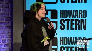 Why Billie Eilish Is Grateful She Got Famous So Young