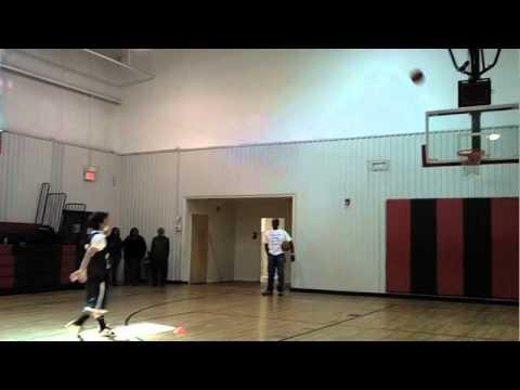 Tyler Lacerda, 5'6 Guard, Wayne Christian School (NC), Class of 2013 - 11/08/2011