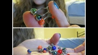 Belly Ring Haul + Tips and Tricks for Aftercare