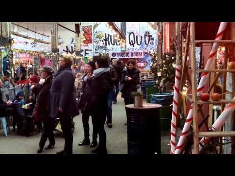 HOLY HEIMAT - Weihnachtsmarkt Neue Heimat Berlin 2014