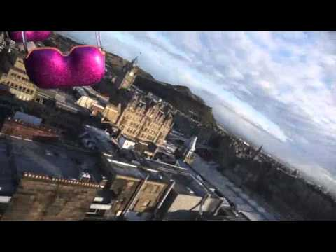 Edinburgh's Christmas - great views from here.....