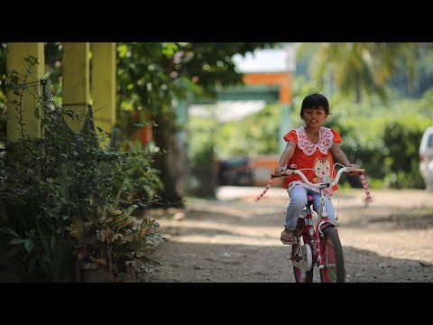Indonesia: In one girl