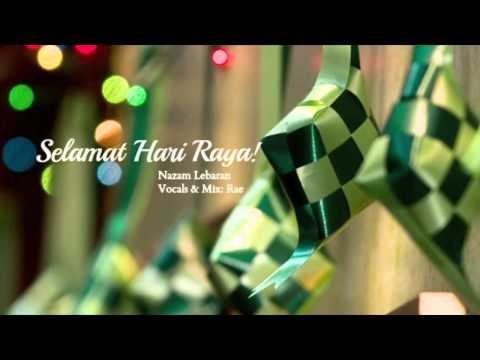 【rae】nazam Lebaran (siti Nurhaliza Cover) 「selamat Hari Raya! Eid Mubarak!」 video