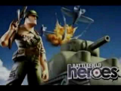 Ganhar Funds No BattleField Heroes 2013 - Get Funds On BattleField Heroes 2013