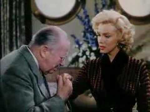 GENTLEMEN PREFER BLONDES trailer Video