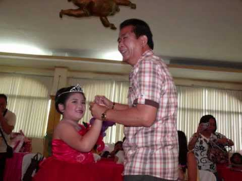 Dance With Bianca's Granddads - Lady In Red video