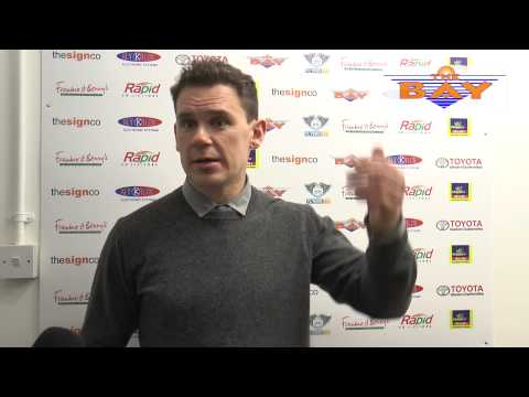 Post Match - Edinburgh Capitals Jan 11th 2015