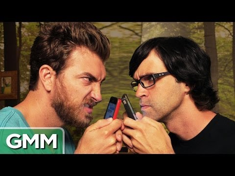 The Ultimate Texting Competition: Rhett vs Link