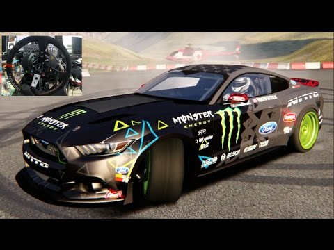 Assetto Corsa GoPro MODS - RTR Mustang - Formula Drift Car Pack VS Touge ! (REALHEADMOTION)