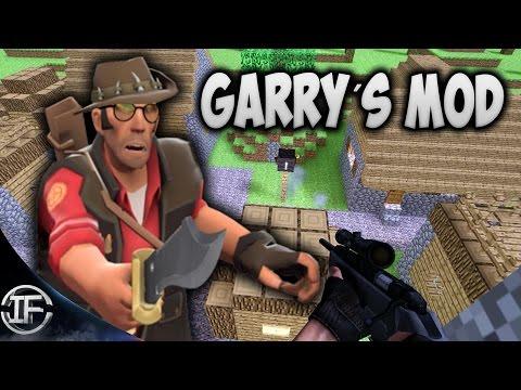 ALDEA DE TRAIDORES!! - TTT Mapa Minecraft - Garry`s Mod - Ivan Forever