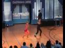 Larissa Stahl & Thomas Walczak - Süddeutsche Meisterschaft 2008