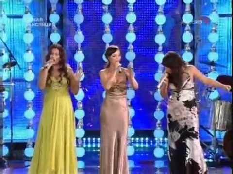 Ирина Дубцова - Argentina (feat. Кочеткова & Гагарина) (Live @ Новая Волна, 2008)