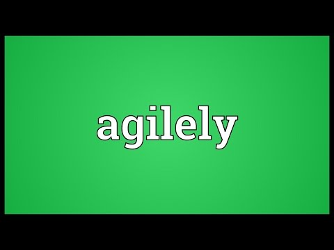 Header of agilely