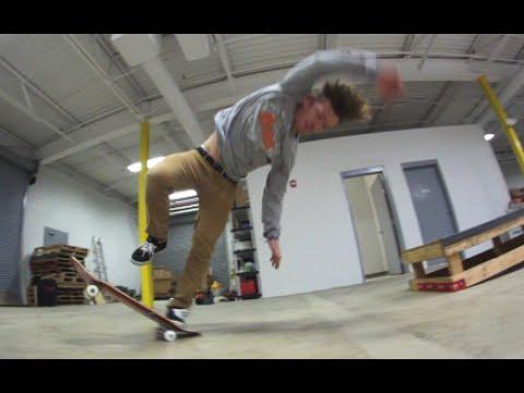 BE CAREFUL WHILE SKATEBOARDING!