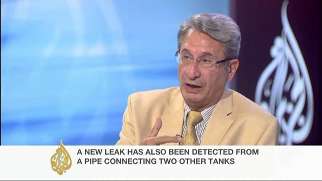 Nuclear power expert Imad Khadduri discusses the Fukushima ...
