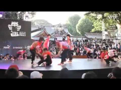 These kids dance like ninjas   Amazing and Crazy videos