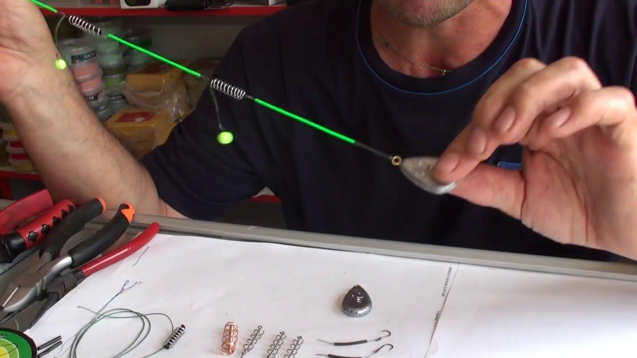 как ловить плотву на пружину