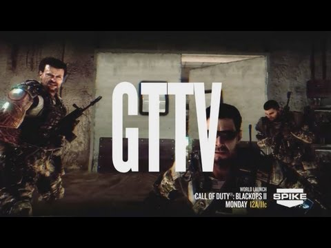 GTTV Live: Call of Duty: Black Ops 2 World Launch