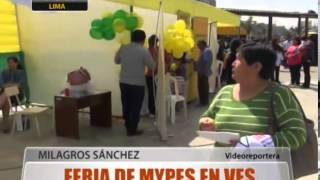 Feria De Mypes En Ves