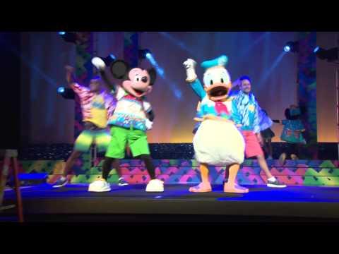 Mickey's Summer Beach Party & Disney's Planes: Fire & Rescue at El Capitan Theatre