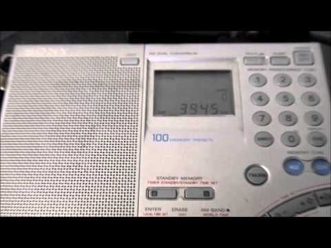 [SW-AM]ラジオNIKKEI第2放送JOZ5放送終了 Radio NIKKEI-2 JOZ5 close down.