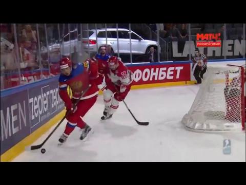Россия - Дания 3-0 ~ ХОКЕЙ ~ ЧМ 2017 (HD)