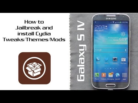 How to Jailbreak and Install Cydia on Galaxy S4 S5 and S6 (Edge)