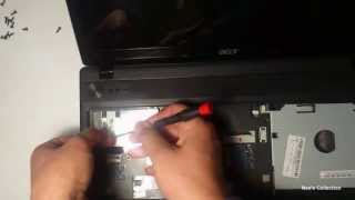 ★ Как разобрать Acer Aspire / How to disassemble Acer Aspire 5552