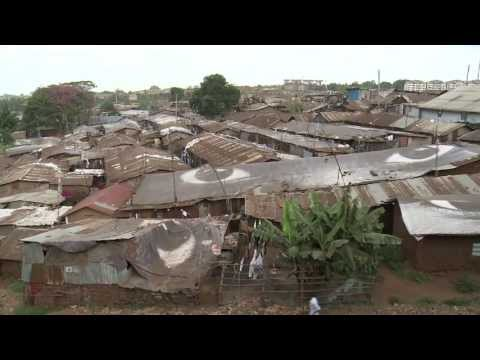 KIBERA SLUMS, NAIROBI, KENYA