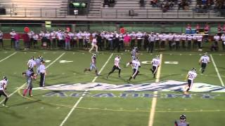Highlights from Discovery Canyon vs Lewis-Palmer Football