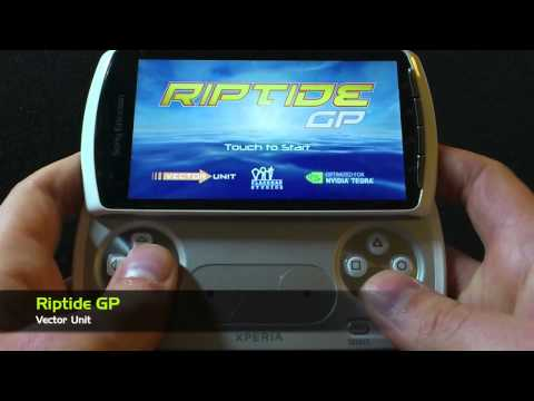Latest Games Xperia PLAY Review